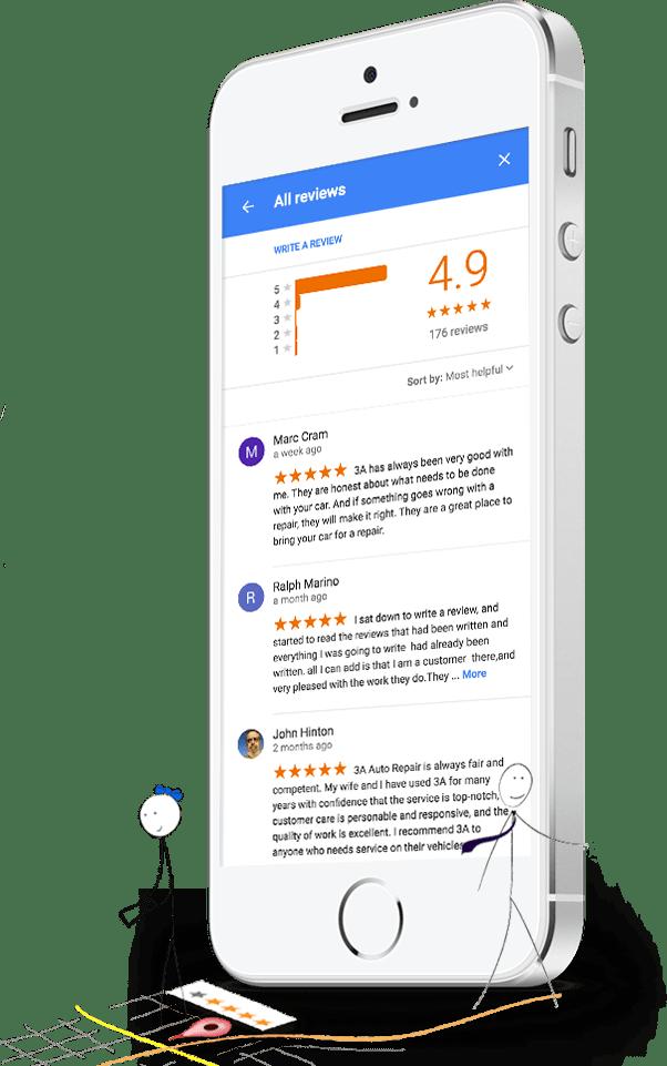 acheter des avis google positifs my business