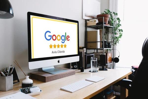 acheter des avis google my business achat positif